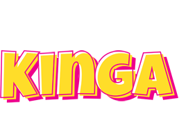 Kinga kaboom logo
