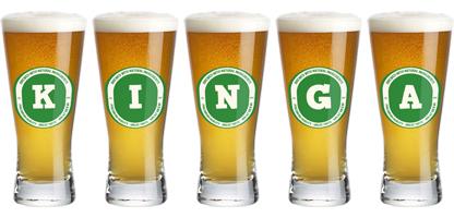 Kinga lager logo