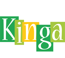 Kinga lemonade logo