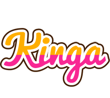 Kinga smoothie logo