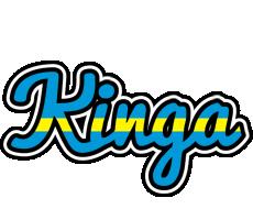 Kinga sweden logo