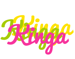 Kinga sweets logo