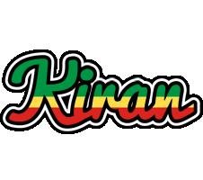 Kiran african logo