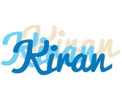 Kiran breeze logo