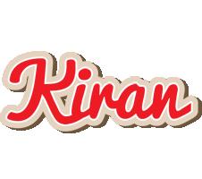 Kiran chocolate logo