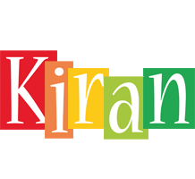 Kiran colors logo