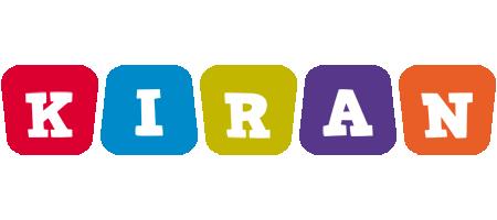 Kiran daycare logo