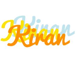 Kiran energy logo