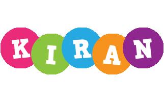 Kiran friends logo