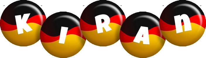 Kiran german logo