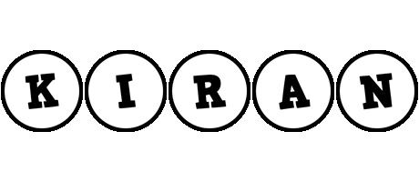 Kiran handy logo
