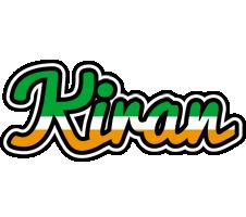 Kiran ireland logo