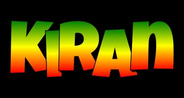 Kiran mango logo