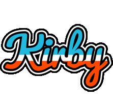 Kirby america logo