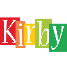 Kirby colors logo
