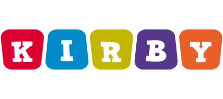Kirby daycare logo