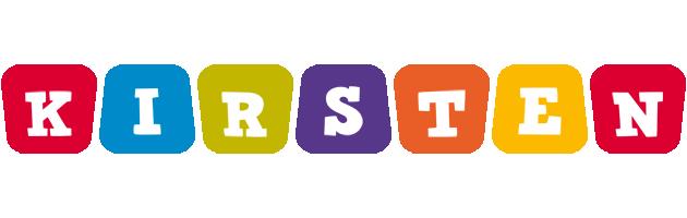 Kirsten daycare logo