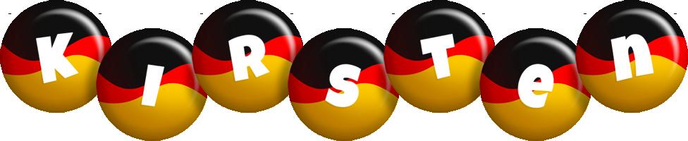 Kirsten german logo