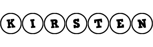 Kirsten handy logo