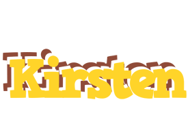 Kirsten hotcup logo