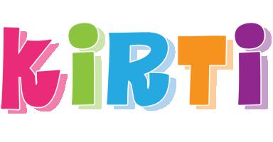 Kirti friday logo