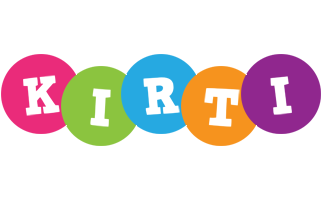 Kirti friends logo