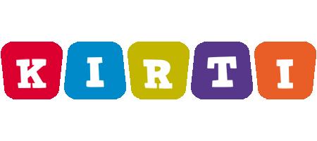 Kirti kiddo logo