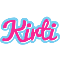 Kirti popstar logo