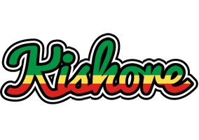 Kishore african logo