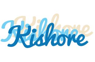 Kishore breeze logo