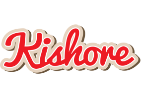 Kishore chocolate logo