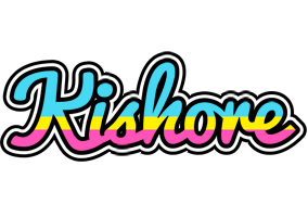 Kishore circus logo