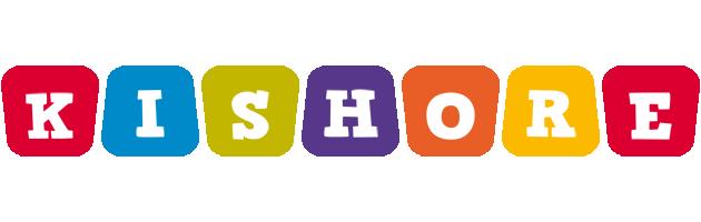 Kishore daycare logo