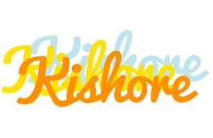 Kishore energy logo