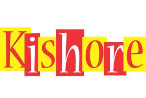 Kishore errors logo
