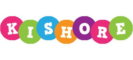 Kishore friends logo