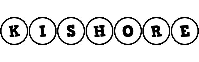 Kishore handy logo