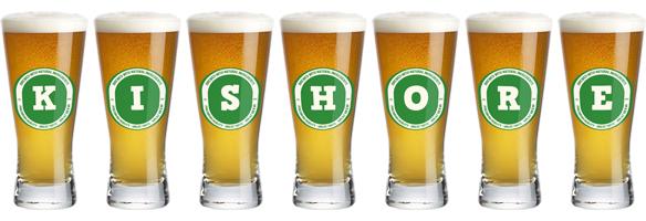 Kishore lager logo