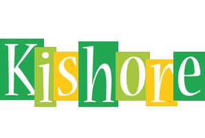 Kishore lemonade logo