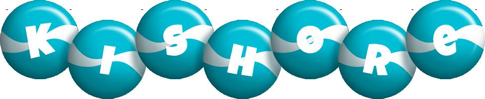 Kishore messi logo