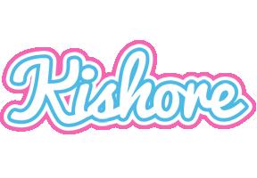 Kishore outdoors logo
