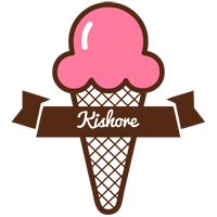 Kishore premium logo
