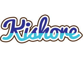 Kishore raining logo