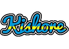 Kishore sweden logo