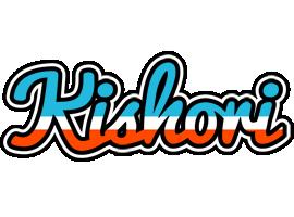 Kishori america logo