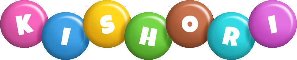 Kishori candy logo