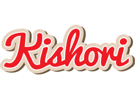 Kishori chocolate logo