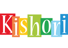 Kishori colors logo