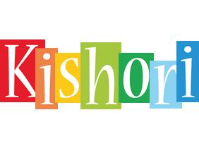 Kishori colors logo