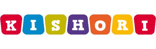 Kishori daycare logo